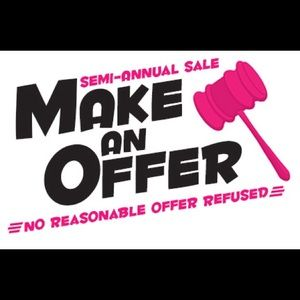 Other - No reasonable offer refused!